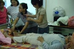 美足保養訓練2