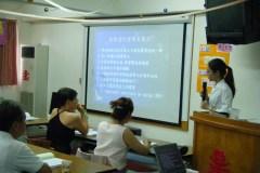 訓練講座:基本生理需求1